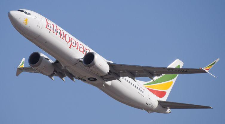 Ethiopian Airlines ET-AVJ - Origen Ethiopian Airlines