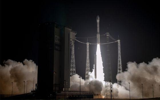 Lanzador Vega Misión del 11 de Julio - Origen Arianespace