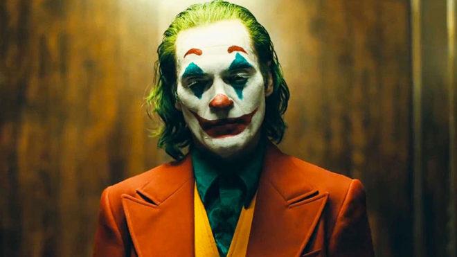 Joaquin Phoenix as The Joker - Origen Warner
