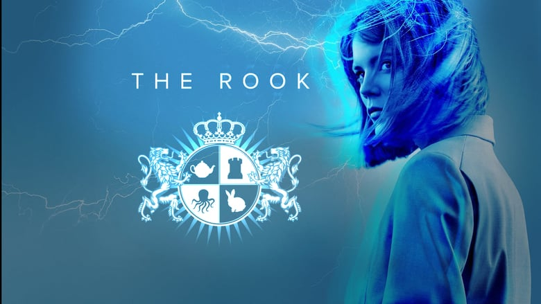 "Afiche ""The Rook"" - Origen Starz"