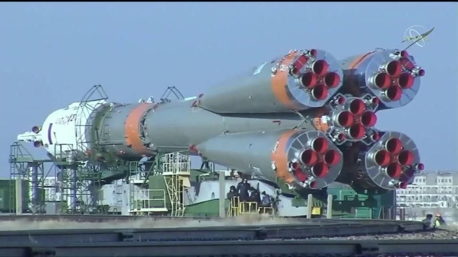 Nave Soyuz - Origen Roscosmos