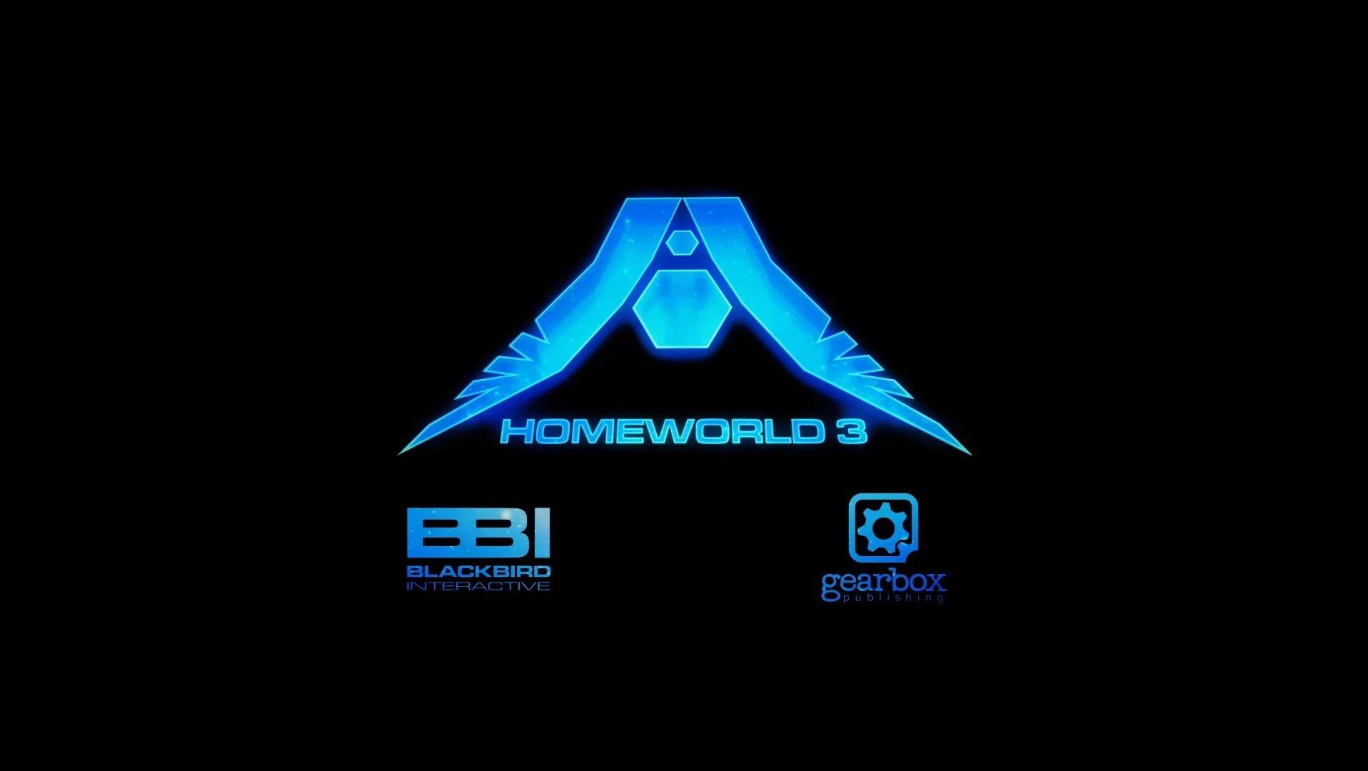 Nuevo Logo Homeworld 3 - Origen Gearbox-BBI