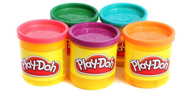 Plastilina Play Doh - Origen Play Doh