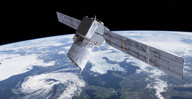 Satélite Aeolus - Origen ESA