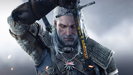 Geralt de RIvia - The Witcher - Origen CD Projekt