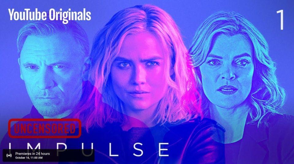 Impulse Season 2 - YouTube page screen capture