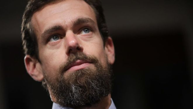 Jack Dorsey - Origen Getty Images