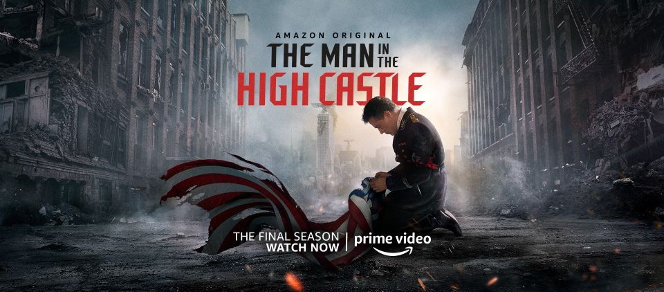 Afiche de The Man In The High Castle - Temporada final - Origen Amazon Prime