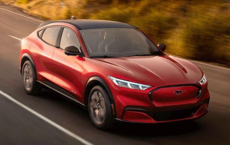 Ford Mustang Mach E Premium - Origen Ford