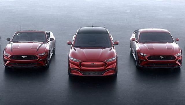 Ford Mustang - Origen Ford Motors