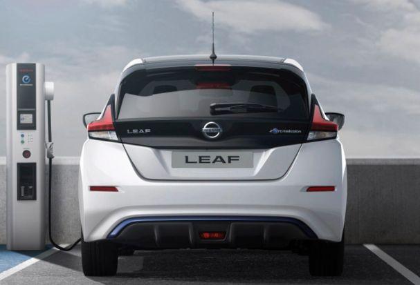 Nissan Leaf y cargador - Documentación Nissan
