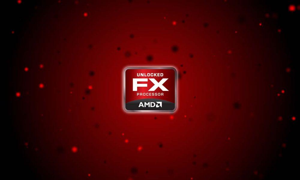 Procesadores AMD FX - Imagen comercial AMD