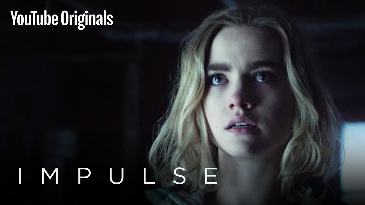 "Maddie Hasson as ""Henry"" Coles - Impulse - YouTube Originals"
