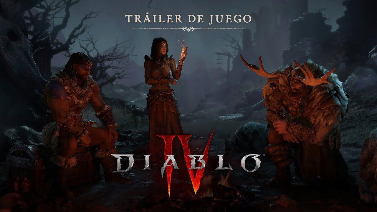 Los heroes de Diablo IV - Origen Blizzard