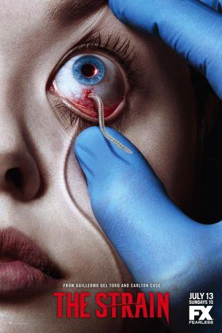 Afiche de The_Strain - Origen FX