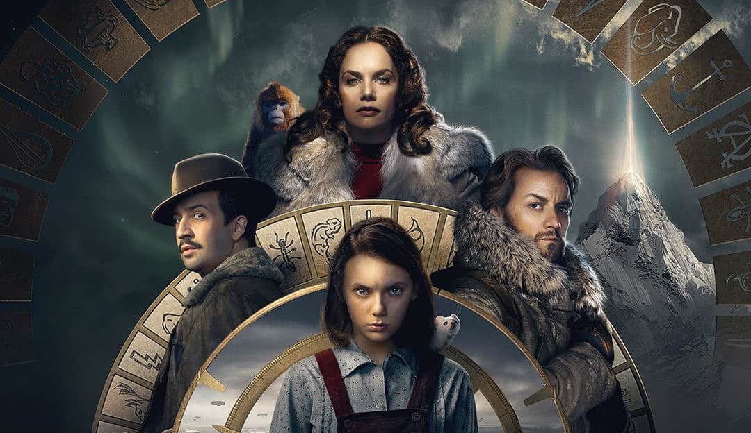 Afiche de His Dark Materials - Origen HBO-BBC