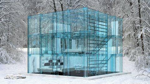 La Casa de Cristal de Santambrogiomilano