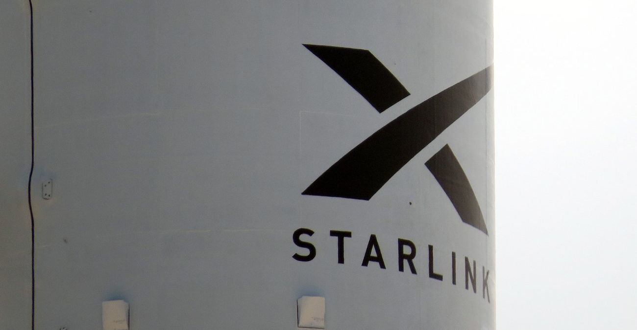 Lanzador Spacex misión Starlink - Origen SpaceX
