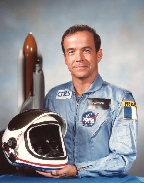 Patrick Baudry - Origen Wikipedia y NASA