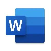 Icono Microsoft Word - Origen Microsoft