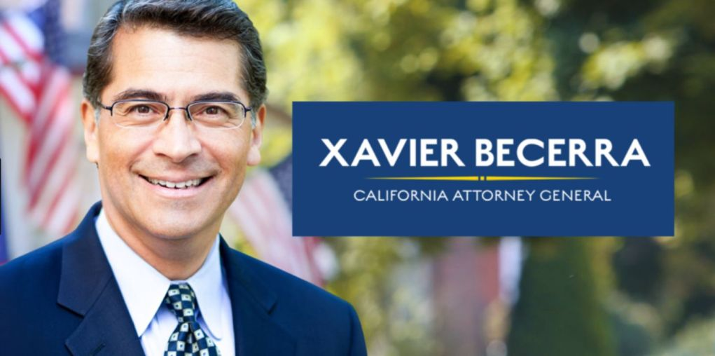 Xavier Becerra - Attorney General de California