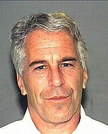 Jeffrey Epstein - toma policiaca