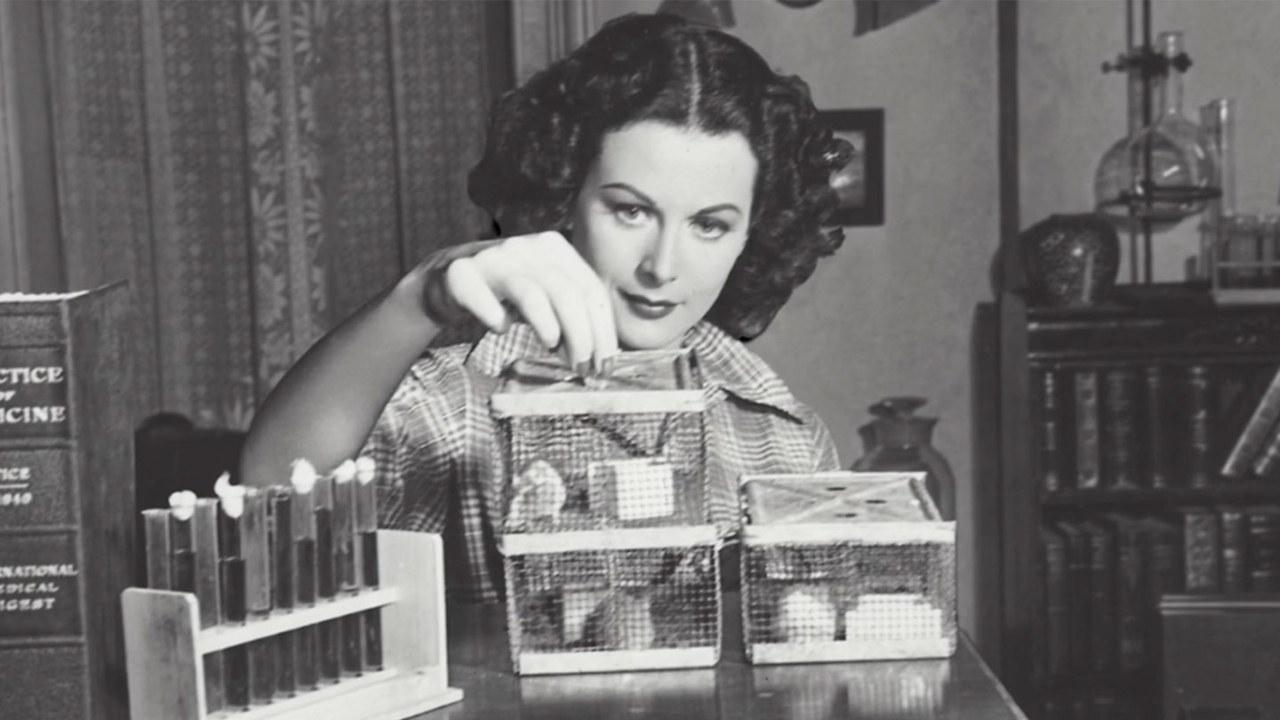 Edwig Kiesler AKA Hedy Lamarr - Origen desconocido