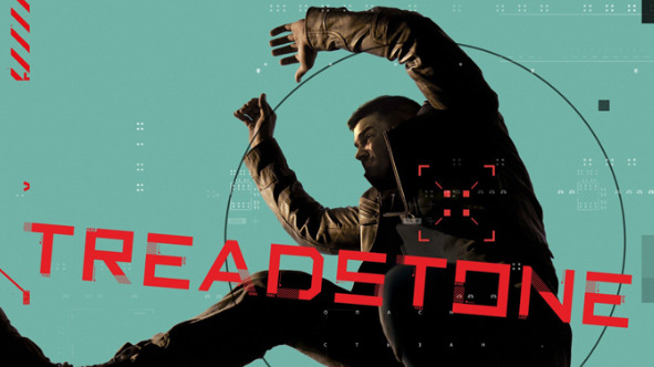 Threadstone - Afiche USA Network