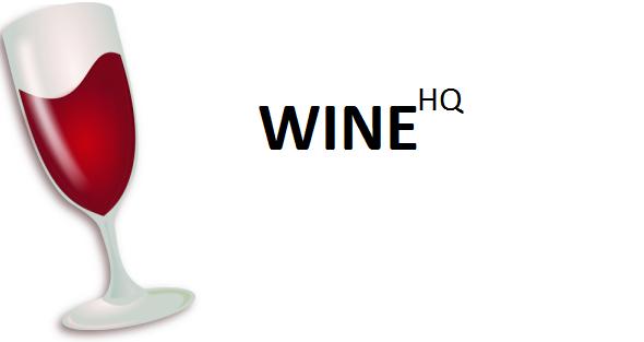 Logo de WineHQ