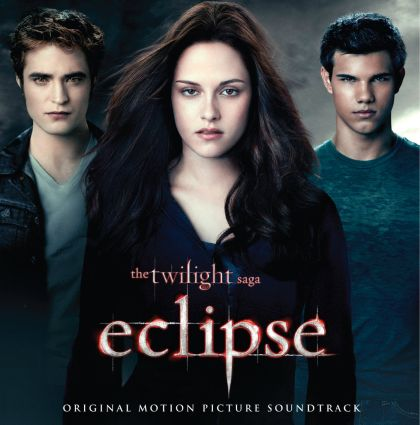 Afiche original de Eclipse - Origen Summit Entertainment