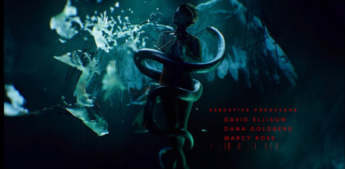 Genérico de Altered Carbon- captura de pantalla - Origen Netflix