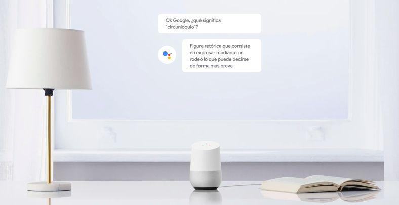 Publicidad Asistente Google - Origen Google