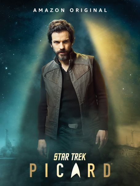 Rios - Star Trek Picard - Origen Amazon Video