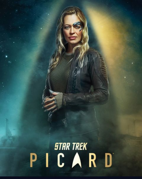 Seven-of-Nine - Star Trek Picard - Origen Amazon Video