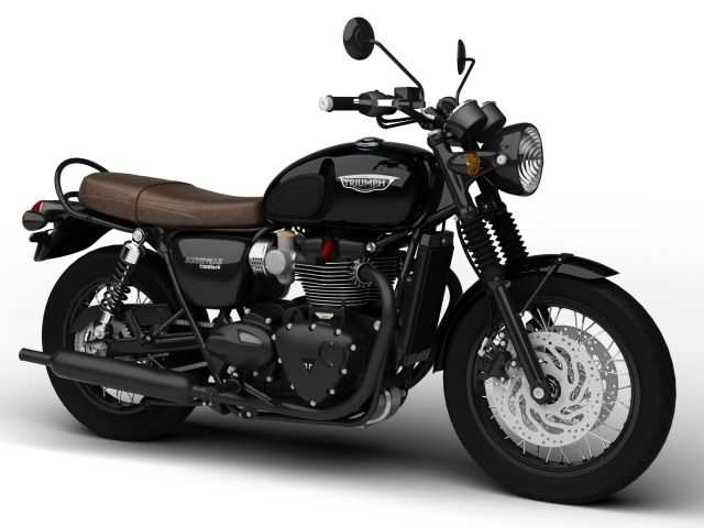 Triumph Bonneville - Origen Triumph Motorcycles