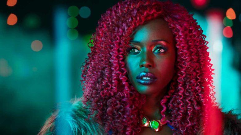 Anna Diop como Koriand'r en Titan – Origen DC Universe
