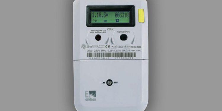 Contador eléctrico conectado - Origen ENDESA