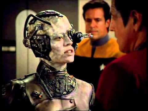 """We are Borg"" - Origen Star Trek Voyager"