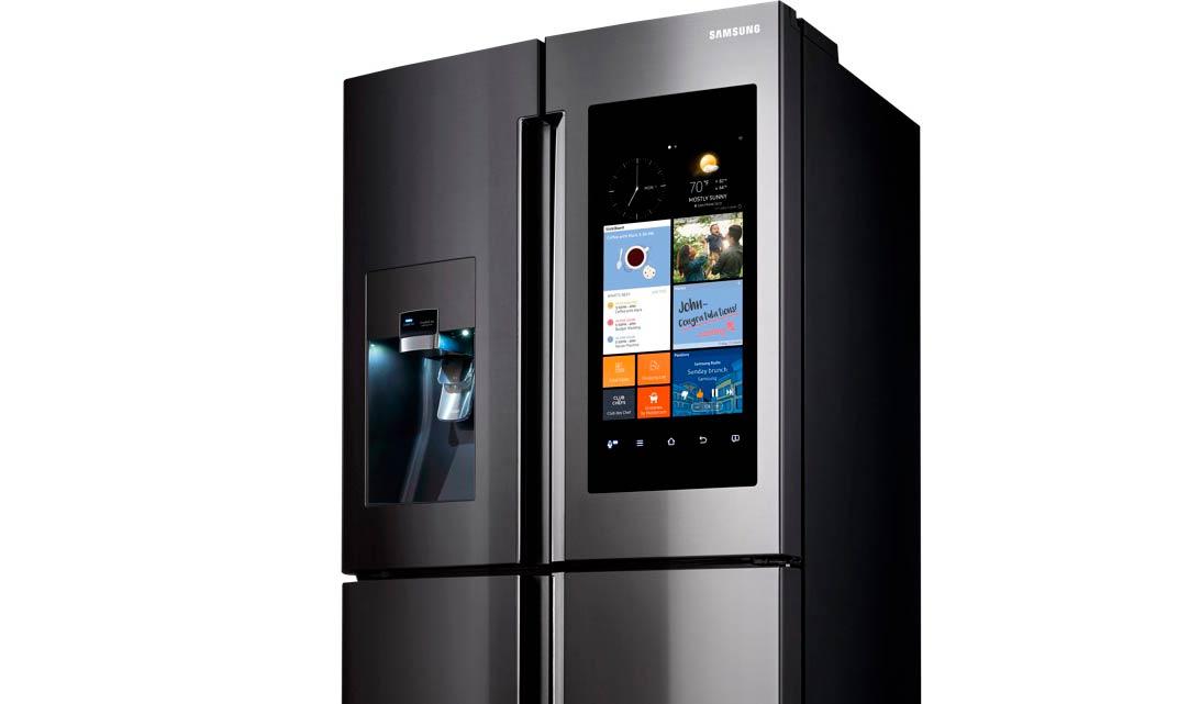 "Nevera ""Inteligente"" - Origen Samsung"