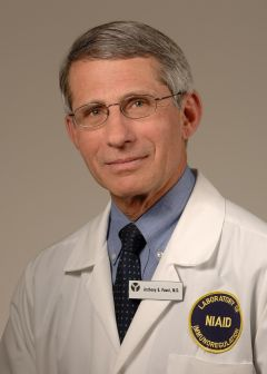 Anthony S. Fauci, M.D. NIAID Director - Origen Wikipedia