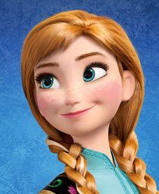 Elsa en un afiche de Frozen II - Origen Disney