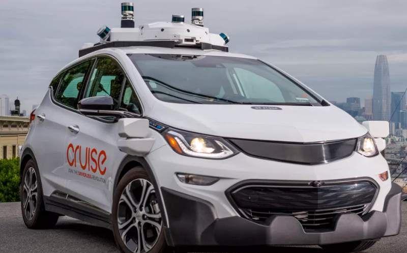 Movilidad - Prototipo de vehiculo autonomo - Origen Chevrolet - Honda