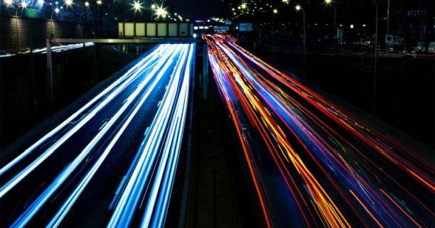 Latencia de la luz - Origen desconocido