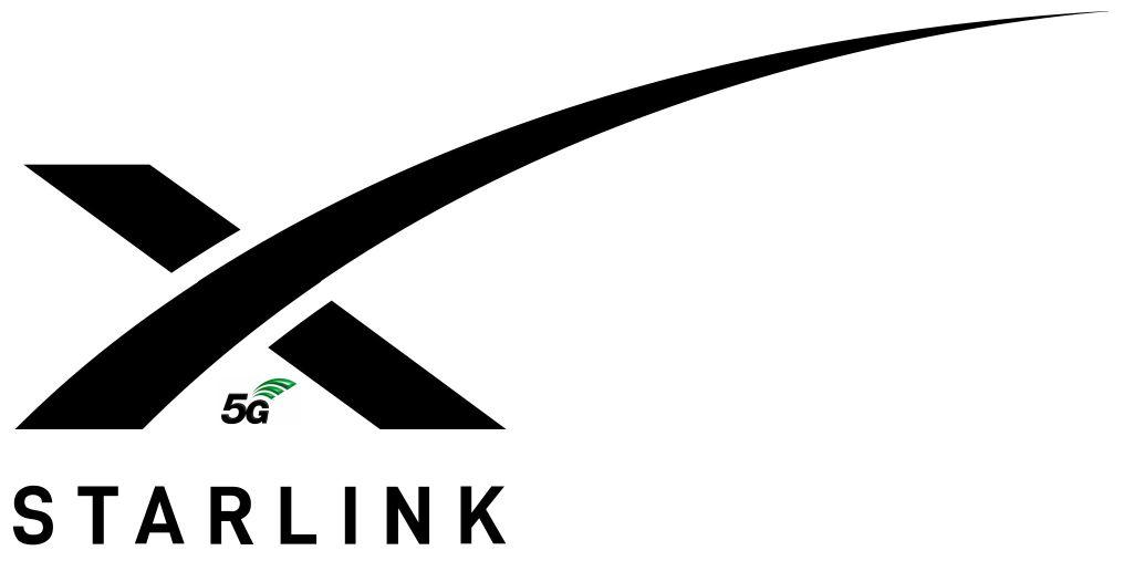 Starlink superando a 5G - Idea TMN basada en Logos de Starlink y 5G