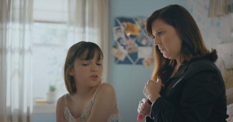 """Jo y su nueva hija """"Piper en Emergence - Origen ABC"""