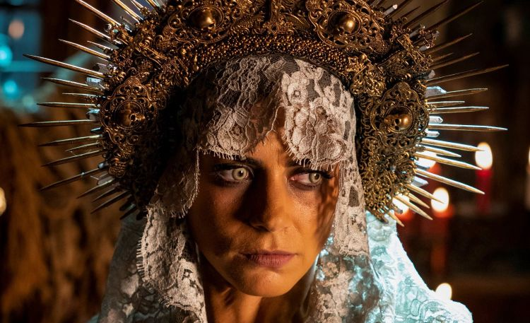 La Santa Muerte - Penny Dreadful - City of Angels - Origen ShowTime