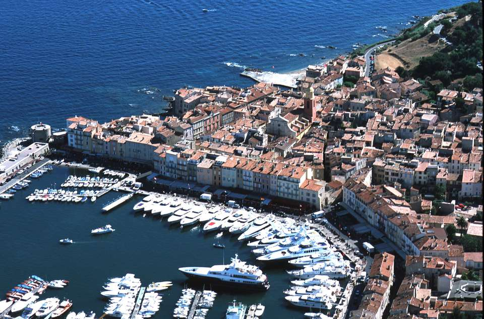 Le port de Saint Tropez - Origen desconocido