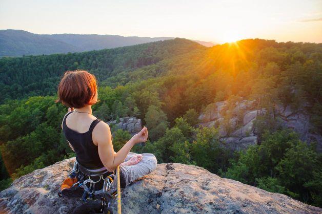 Meditación ZEN (idealizada) - Origen desconocido