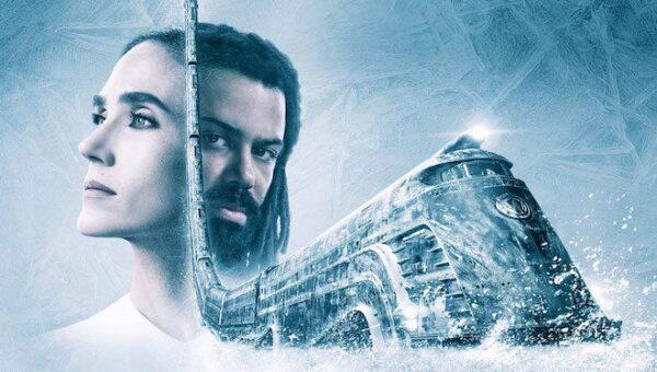 "Afiche de la serie ""Snowpiercer"" - Origen TNT/Netflix"