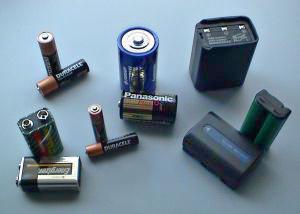 Pilas y baterías - Origen Wikipedia